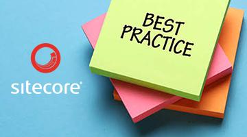 Sitecore Development Best Practices