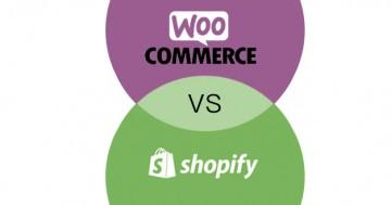 Woo comerce vs Shopify