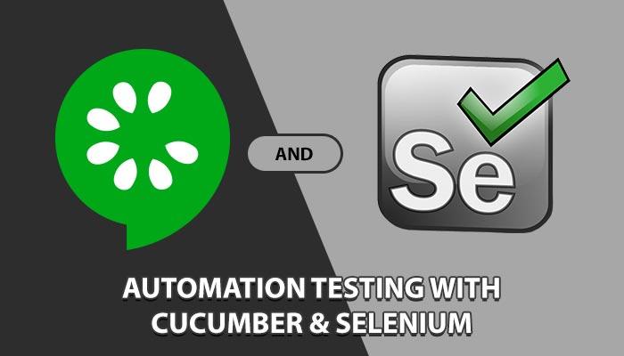 cucumber test automation