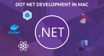 .Net Development On Mac