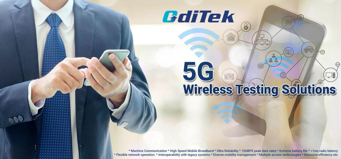 5G-Wireless-Testing