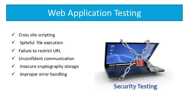 Image result for Security testing for web applications