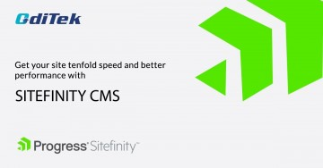 Sitefinity Progress Content Management System