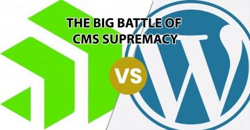 Sitefinity vs WordPress