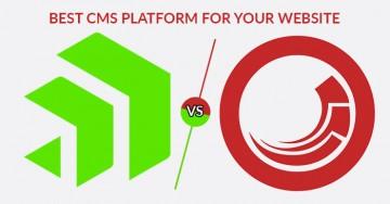 Sitefinity Vs Sitecore