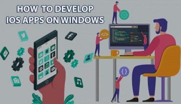 ios app development in windows