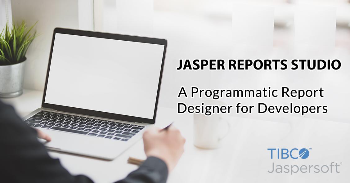 Jasper Reports Studio