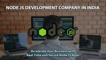 node js development company in india