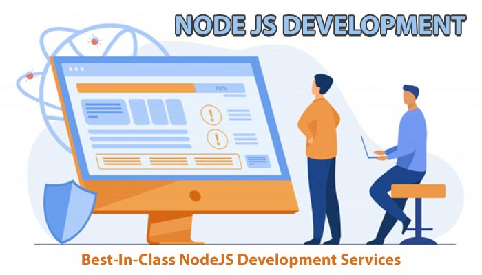 NodeJS Development Services