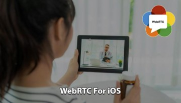 banner image - webrtc for ios