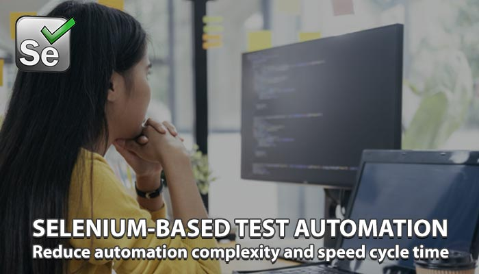 selenium test automation