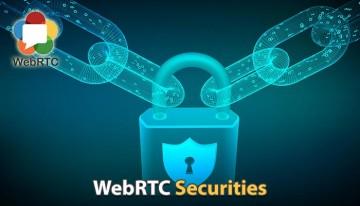 WebRTC-Securities