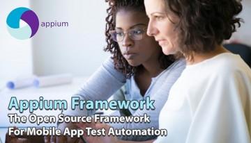 Appium-Framework