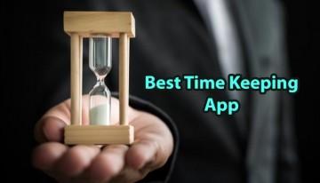 Best Time Keeping App