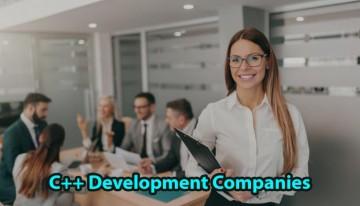 C++ Development Company