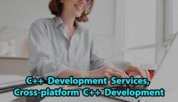 C++ Development Services Cross Platform C++ Development