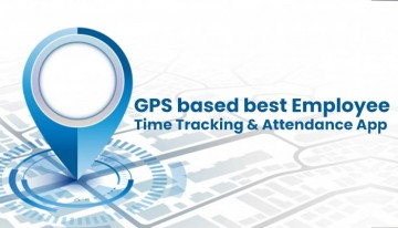 GPS based best Employee Time Tracking & Attendance App
