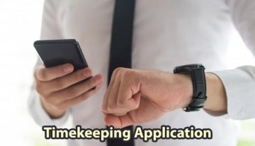 Timekeeping Application