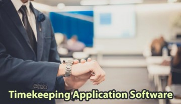 Timekeeping Application Software