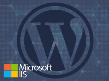 WordPress On IIS
