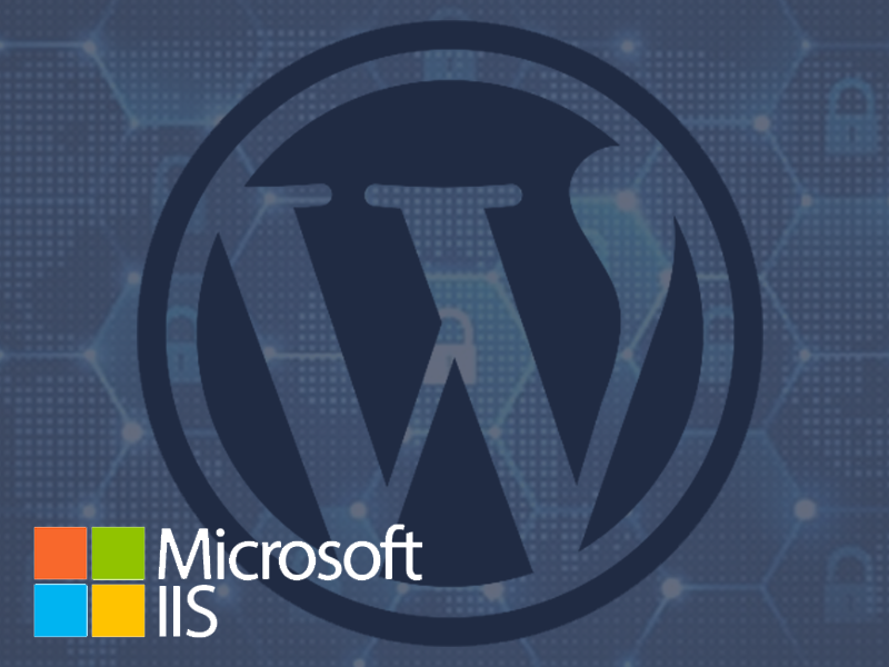 WordPress On IIS
