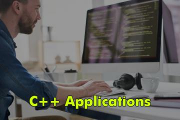 C++ Applications