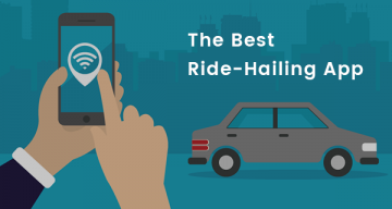 Ride-Hailing apps